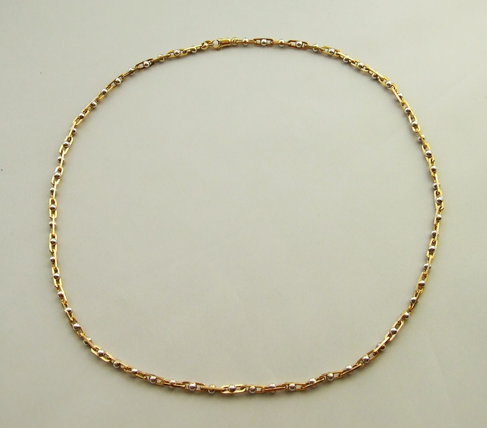Gouden fantasie collier