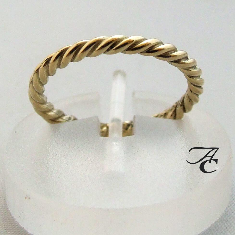 Atelier Christian gouden ring
