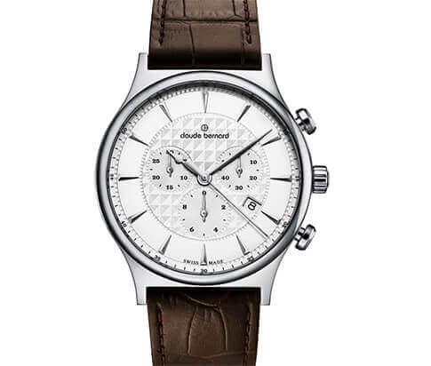 Claude Bernard Classic Gents Chronograph 10217 3 AIN 1