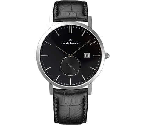 Claude Bernard Classic Small Second 65003 3 NIN