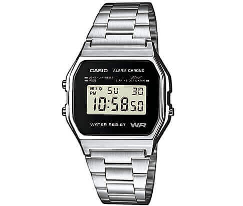 Casio Collection horloge A158WEA-1EF