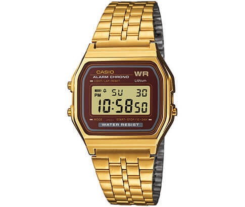 Casio Collection horloge Retro A159WGEA-5EF