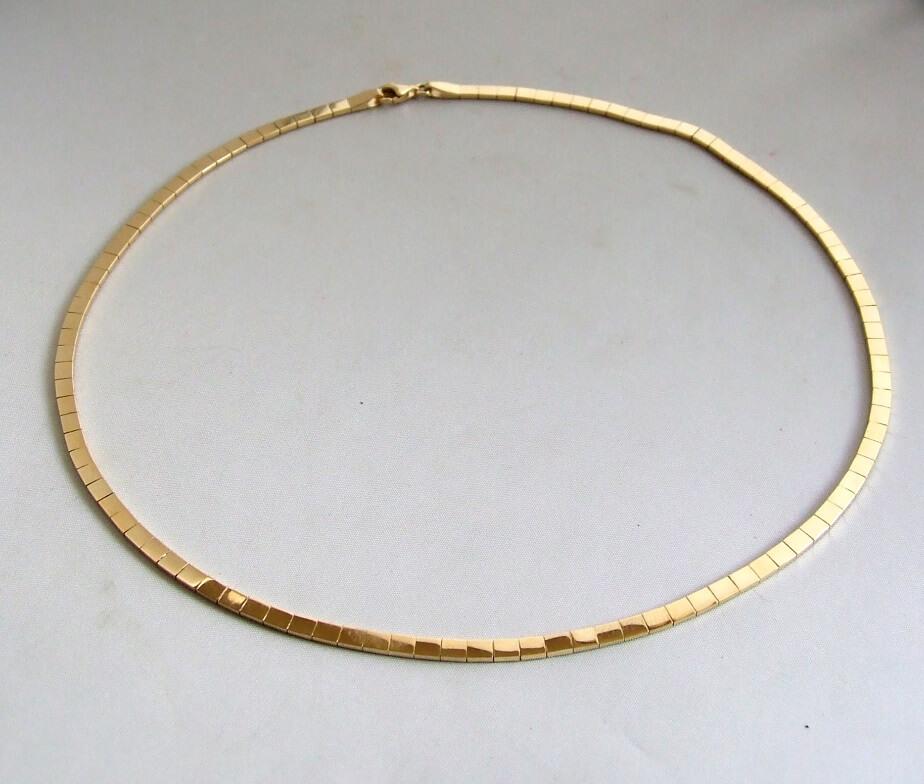 Christian gouden collier