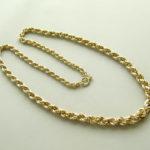 Occasion 14 karaat gouden collier