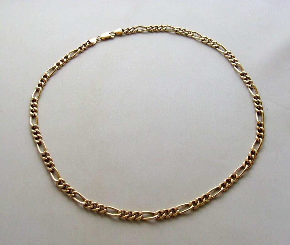 18 karaat gouden collier