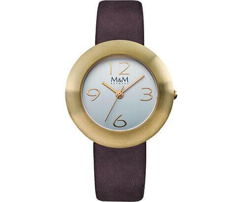 Dames horloge M&M M11828 514