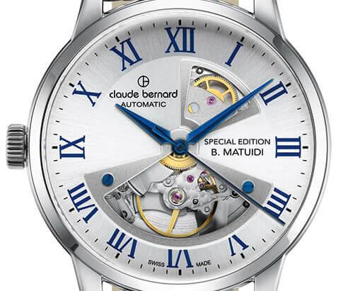 Claude Bernard Classic Automatic 85017 3 ARBUN Blaise Matuidi