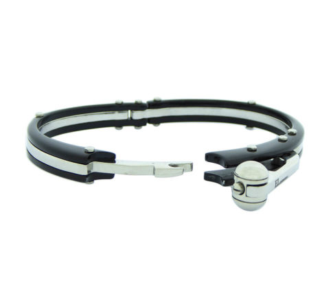 Christian Stainless Steel Bracelet