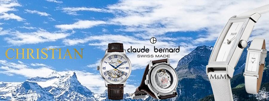 Horloges - Juwelier Christian