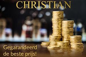 Juwelier Christian Goudinkoop Gegarandeerd de beste prijs