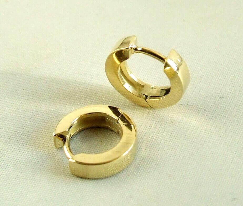 c5309636593 14 karaat geel gouden creolen kopen? Geel gouden creolen   Christian ✅