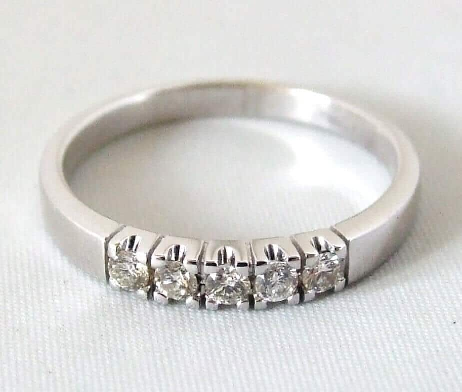 gouden alliance ring