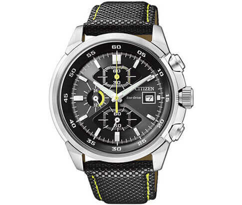 Citizen horloge Eco Drive Chrono Adventure CA0130 15E