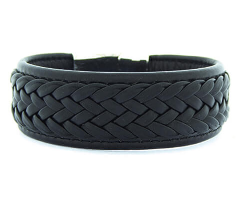 Christian Bracelet Black Classic