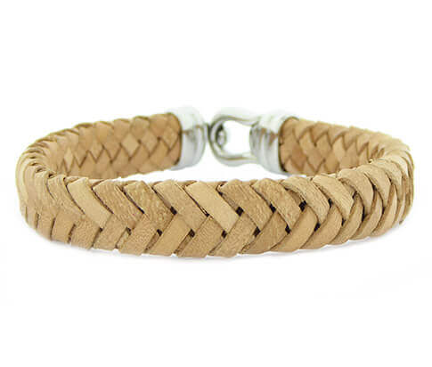Christian Bracelet Brown Classic