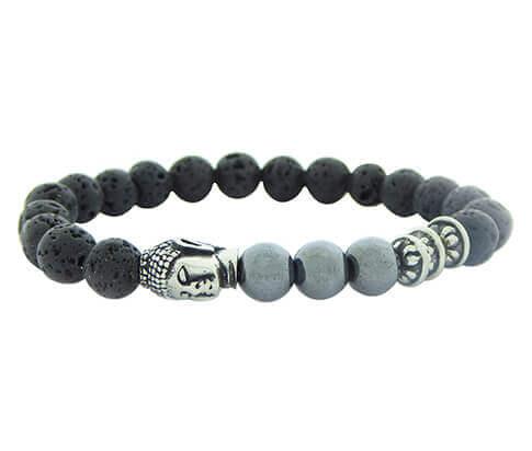 Christian Buddha Beads Bracelet