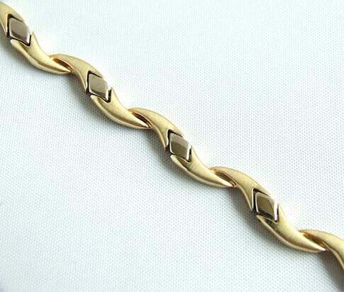 Christian dunne bicolor armband
