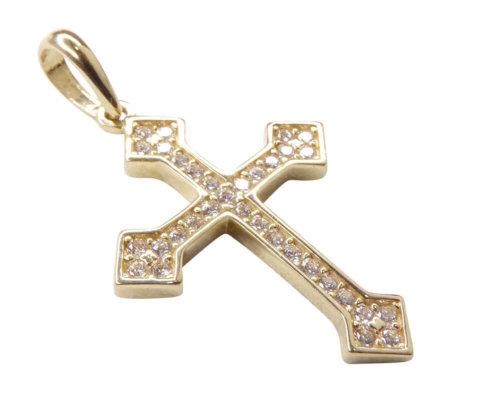 14 karaat kruis