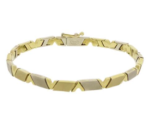 Bicolor armband V model