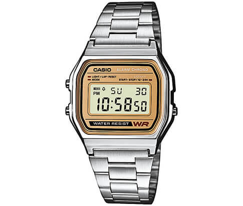 Casio Collection horloge A158WEA-9EF