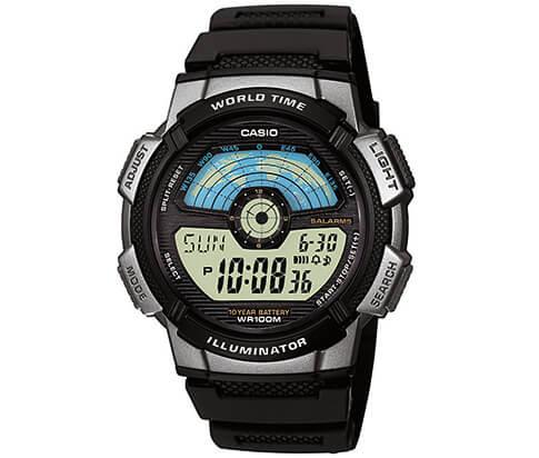 Casio horloge AE-1100W-1AVEF