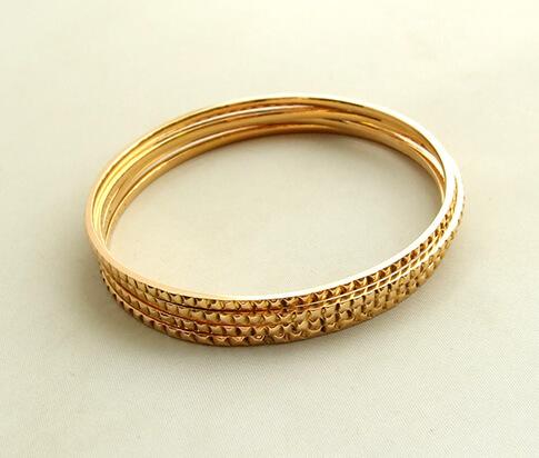 22 karaat gouden armband