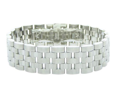 Steel Boss Bracelet