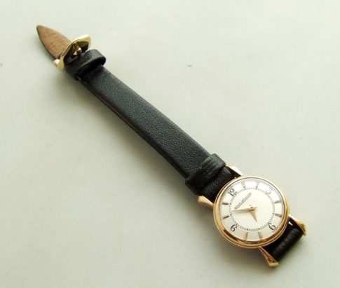 Gouden Jaeger LeCoultre horloge