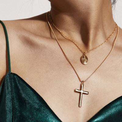 Gouden kruis collectie