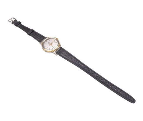 Bicolor gouden Maxim's horloge
