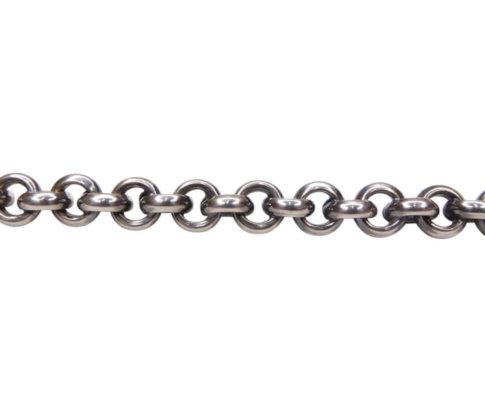 Christian zilveren jasseron armband
