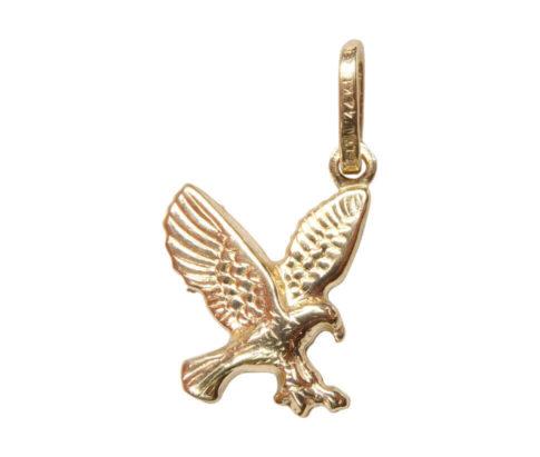 Geel gouden adelaar