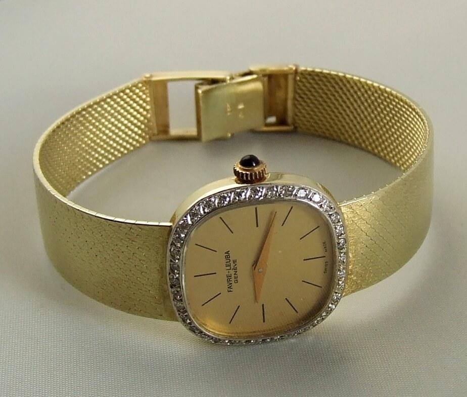 Favre Leuba Genève horloge kopen? Genève horloge | Christian ✅