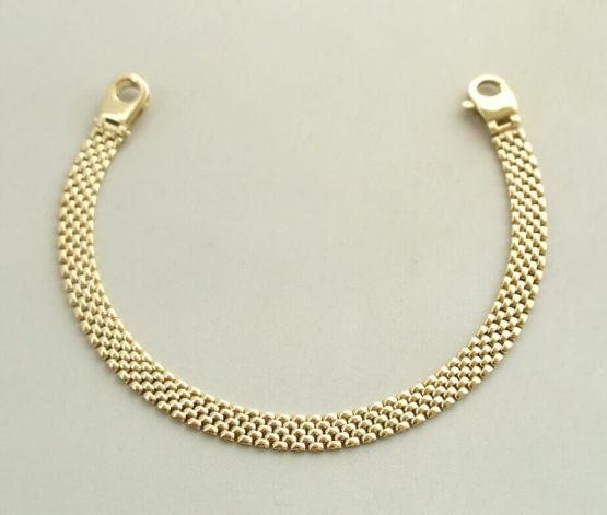 Gouden Fobe armband
