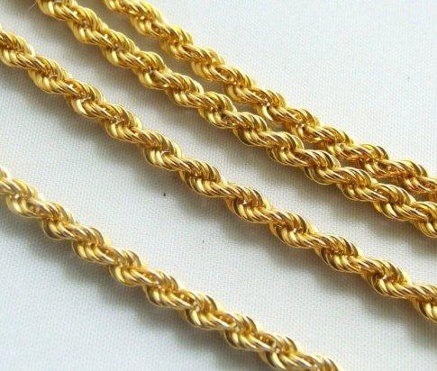 Gouden tors collier