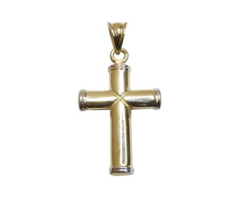 Gouden kruis zonder korpus