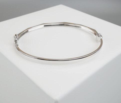 Christian wit gouden fantasie armband